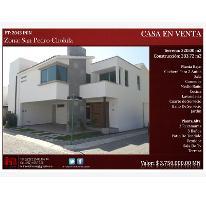Foto de casa en venta en  , quintas de cortes, san pedro cholula, puebla, 2556030 No. 01