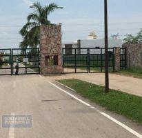 Foto de terreno habitacional en venta en, quintas del bosque, nacajuca, tabasco, 2004542 no 01
