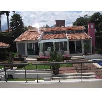Foto de casa en venta en  , rancho cortes, cuernavaca, morelos, 383576 No. 01