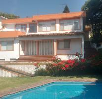 Foto de casa en venta en  , rancho cortes, cuernavaca, morelos, 4483082 No. 01