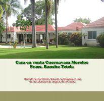 Foto de casa en venta en, rancho tetela, cuernavaca, morelos, 2010514 no 01
