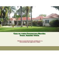 Foto de casa en venta en , rancho tetela, cuernavaca, morelos, 2025104 no 01