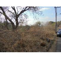 Foto de terreno habitacional en venta en  , rancho tetela, cuernavaca, morelos, 2624450 No. 01