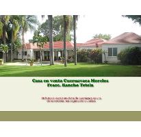 Foto de casa en venta en  , rancho tetela, cuernavaca, morelos, 2641538 No. 01