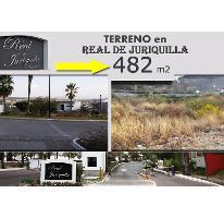 Foto de terreno habitacional en venta en  , real de juriquilla (diamante), querétaro, querétaro, 2391755 No. 01