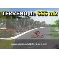 Foto de terreno habitacional en venta en  , real de juriquilla (diamante), querétaro, querétaro, 2736822 No. 01