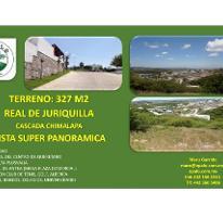 Foto de terreno habitacional en venta en  , real de juriquilla (diamante), querétaro, querétaro, 3413129 No. 01