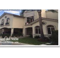 Foto de casa en venta en real de p , real del valle, san pedro garza garcía, nuevo león, 2433425 No. 01