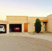 Foto de casa en venta en  , real de quiroga, hermosillo, sonora, 3388527 No. 01