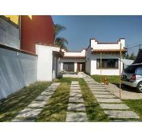Foto de casa en venta en  ., real de tetela, cuernavaca, morelos, 2164820 No. 01