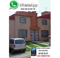 Foto de casa en venta en  , real del bosque, tultitlán, méxico, 2870589 No. 01