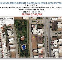 Foto de terreno habitacional en venta en  , real del valle, mazatlán, sinaloa, 4272195 No. 01
