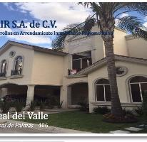 Foto de casa en venta en  , real del valle, san pedro garza garcía, nuevo león, 2531647 No. 01