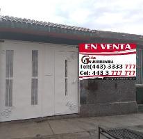 Foto de casa en venta en  , real hacienda, tarímbaro, michoacán de ocampo, 0 No. 01