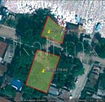 Foto de terreno habitacional en venta en recreo, santiago de la peña, tuxpan, veracruz, 573361 no 01