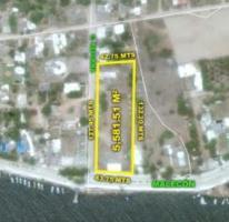 Foto de terreno habitacional en venta en reforma 25, teacapan, escuinapa, sinaloa, 0 No. 01