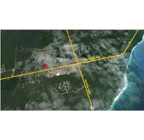 Foto de terreno habitacional en venta en región 5, manzana 007, lote 02 fracción 1 s/n , tulum centro, tulum, quintana roo, 0 No. 01