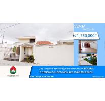 Foto de casa en venta en  , residencial camara de comercio norte, mérida, yucatán, 2594131 No. 01