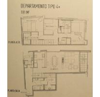 Foto de departamento en venta en, residencial cordillera, santa catarina, nuevo león, 1239715 no 01