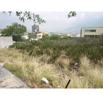 Foto de terreno habitacional en venta en, residencial cordillera, santa catarina, nuevo león, 2093362 no 01