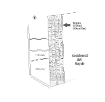 Foto de terreno habitacional en venta en, residencial del mayab, mérida, yucatán, 1859466 no 01