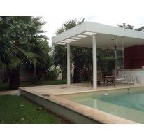 Foto de casa en renta en  , residencial del mayab, mérida, yucatán, 2610785 No. 01