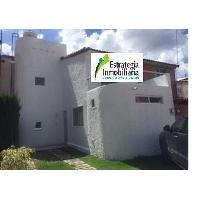 Foto de casa en venta en, exhacienda la carcaña, san pedro cholula, puebla, 2395760 no 01