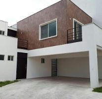 Foto de casa en venta en  , residencial la hacienda 3 sector, monterrey, nuevo león, 3873367 No. 01