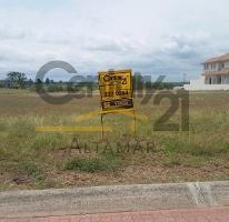 Foto de terreno habitacional en venta en  , residencial lagunas de miralta, altamira, tamaulipas, 3529287 No. 01