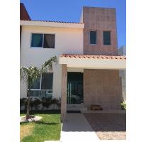 Foto de casa en renta en  , residencial las plazas, aguascalientes, aguascalientes, 2150876 No. 01