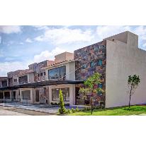 Foto de casa en venta en residencial montecarlo calle 16 de septiembre , lázaro cárdenas, metepec, méxico, 2495131 No. 01