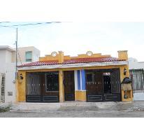 Foto de casa en venta en  , residencial pensiones vi, mérida, yucatán, 1515580 No. 01