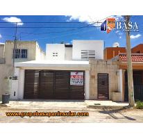 Foto de casa en venta en  , residencial pensiones vi, mérida, yucatán, 2597865 No. 01