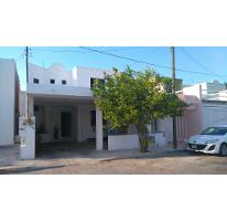 Foto de casa en venta en  , residencial pensiones vi, mérida, yucatán, 2604788 No. 01