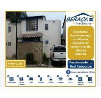 Foto de casa en venta en  , residencial real campestre, altamira, tamaulipas, 2924639 No. 01