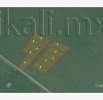 Foto de terreno habitacional en venta en ribera del pescador, la mata, tuxpan, veracruz, 1227793 no 01