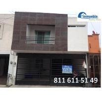 Foto de casa en venta en  , riberas de girasoles 1 sector, general escobedo, nuevo león, 1203669 No. 01