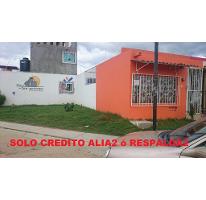 Foto de casa en venta en  , riberas de san jerónimo, santa maría atzompa, oaxaca, 2623652 No. 01