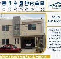 Foto de casa en venta en  , ricardo flores magón, ciudad madero, tamaulipas, 0 No. 01