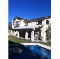 Foto de casa en venta en  , rincón de sierra alta, monterrey, nuevo león, 2397292 No. 01