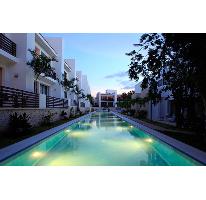 Foto de casa en condominio en venta en rincón del mar, coral 15, playa car fase ii, solidaridad, quintana roo, 2125831 No. 01