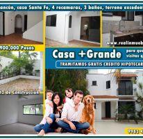 Foto de casa en venta en rio elba 24, andalucia, benito juárez, quintana roo, 1923406 no 01