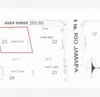 Foto de terreno habitacional en venta en rio jamapa, real mandinga, alvarado, veracruz, 1633472 no 01