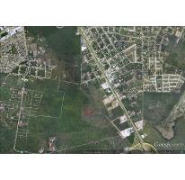 Foto de terreno habitacional en venta en  , roble agrícola iii, mérida, yucatán, 2636913 No. 01
