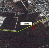 Foto de terreno habitacional en venta en, roble ii, mérida, yucatán, 1860508 no 01