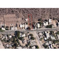 Foto de terreno habitacional en venta en  , roma, la paz, baja california sur, 2631316 No. 01