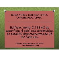 Foto de departamento en venta en, roma norte, cuauhtémoc, df, 2162598 no 01