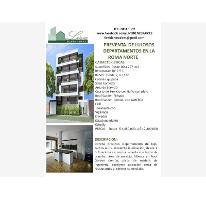 Foto de departamento en venta en  , roma norte, cuauhtémoc, distrito federal, 2508942 No. 01