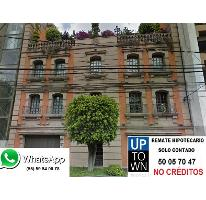 Foto de departamento en venta en  , roma norte, cuauhtémoc, distrito federal, 2769065 No. 01