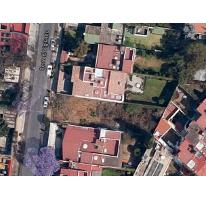 Foto de terreno habitacional en venta en  , romero de terreros, coyoacán, distrito federal, 2808005 No. 01